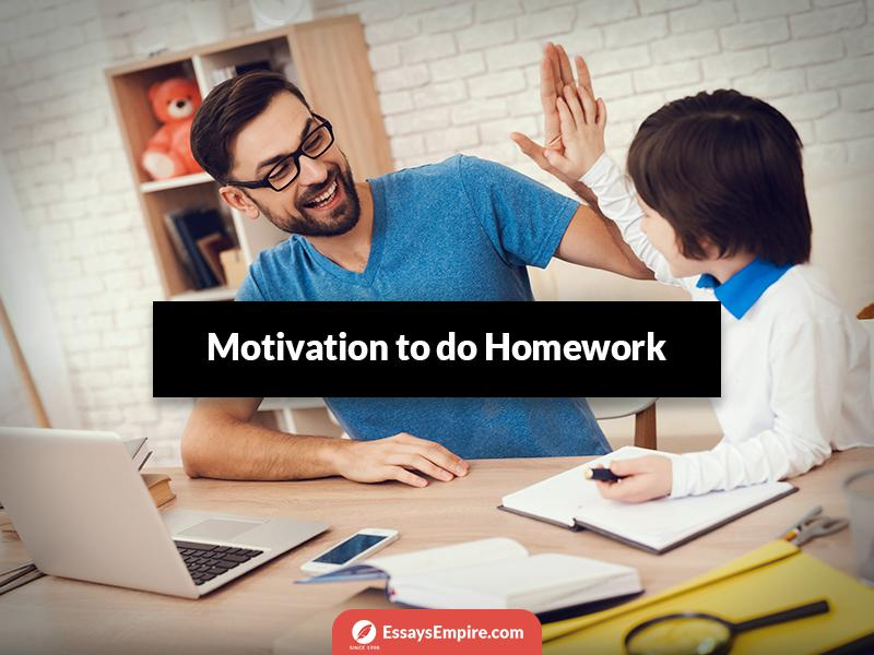 How to Get Motivated to Do Homework