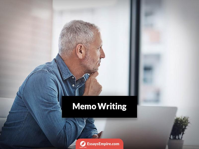 Tips on How to Write a Memo