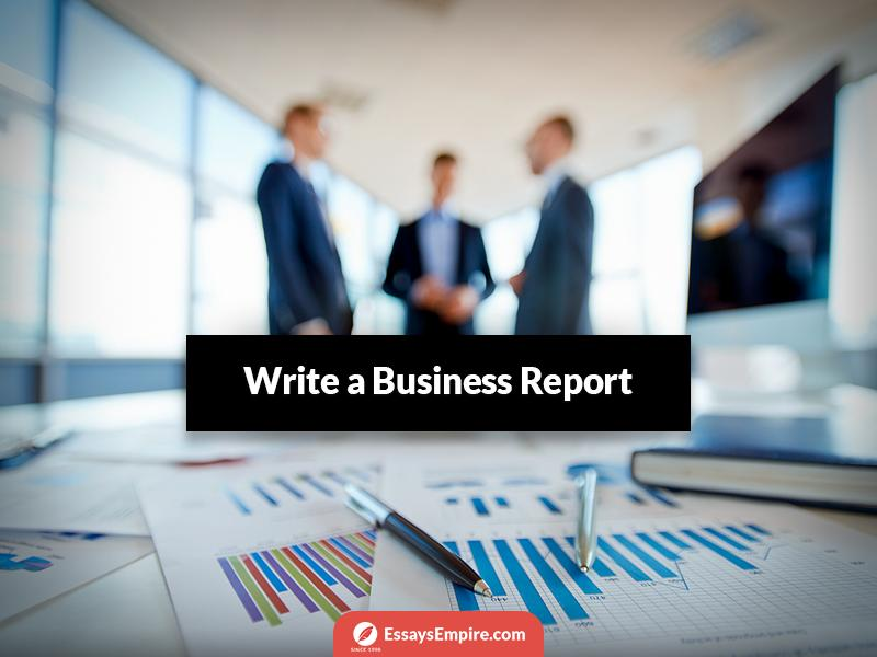 What Is a Business Report