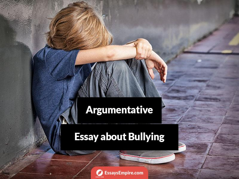 a essay on bullying
