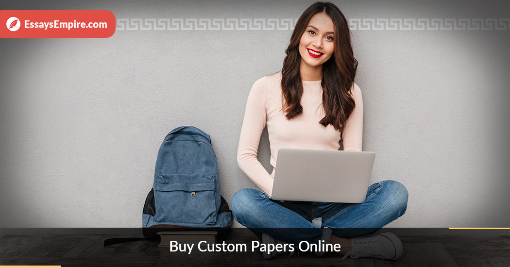 buy custom papers